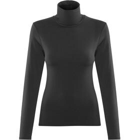 Craft Essential Warm Turtleneck Shirt Dame black